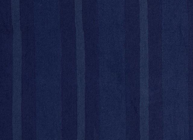 Light And Dark Indigo Sttriepd Block Print Fabric