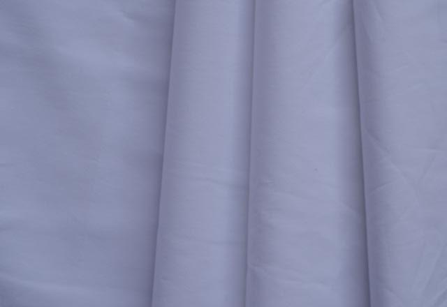Formal White Cotton Shirting Fabric