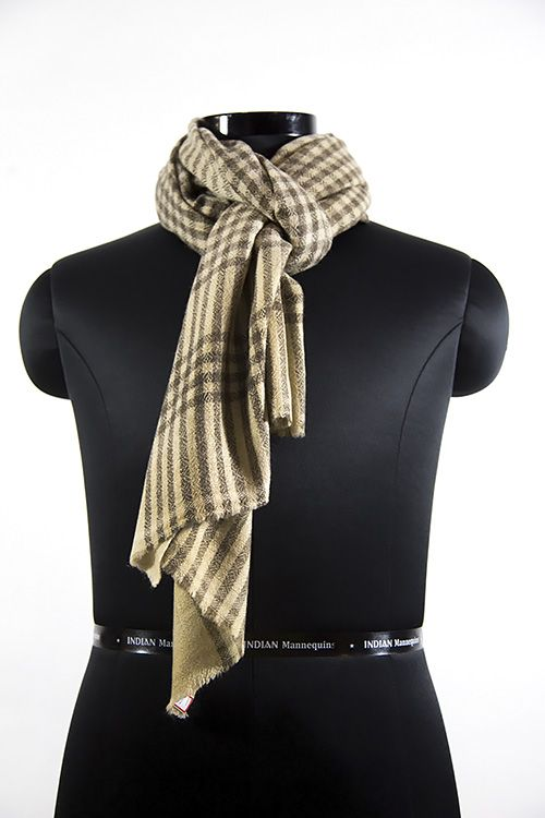 Sands Of Time Wool Scarf For Men