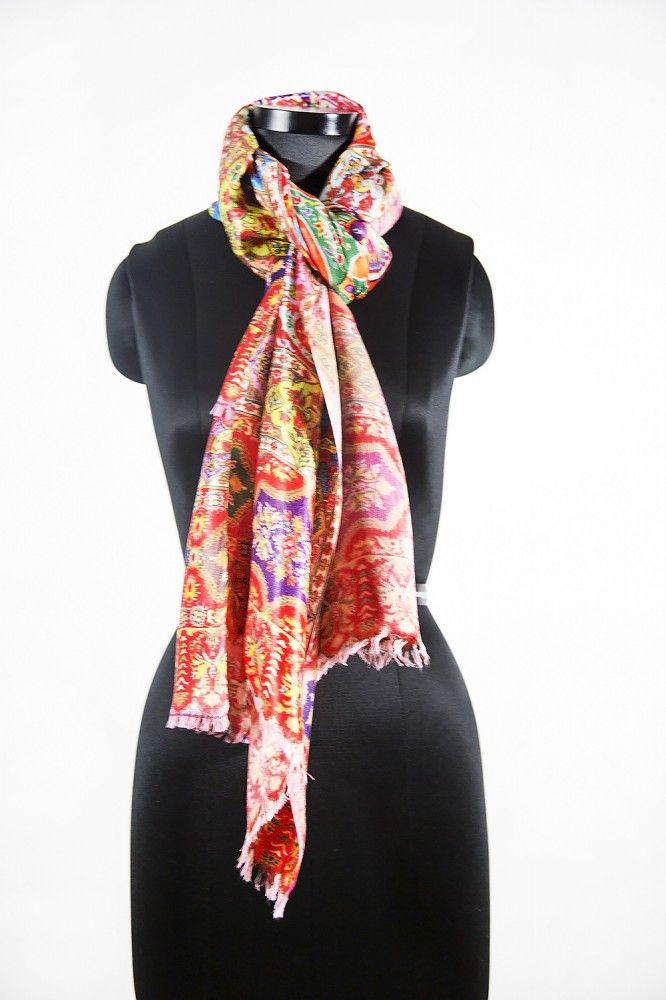 Multicolor Fashion Scarves For Women