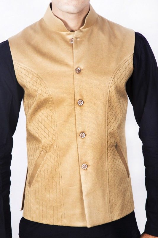 Nehru Collar Modi Jacket