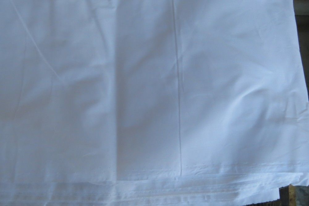 Pure White Lawn Indian Cotton Fabric