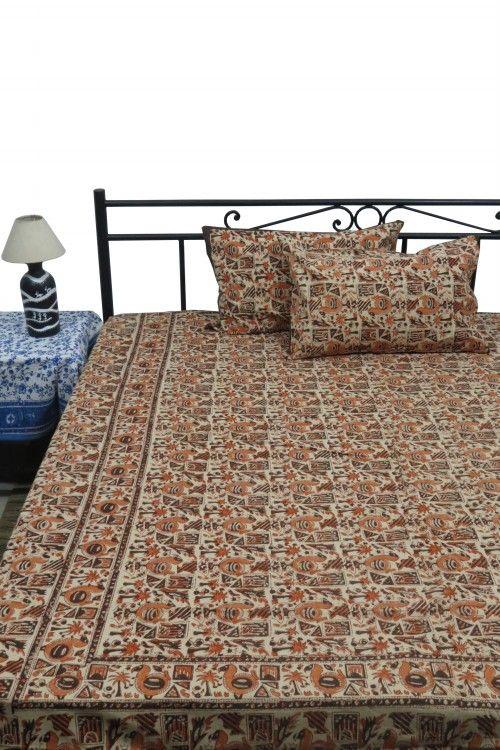 Hand Block Print Wholesale Bed Sheets