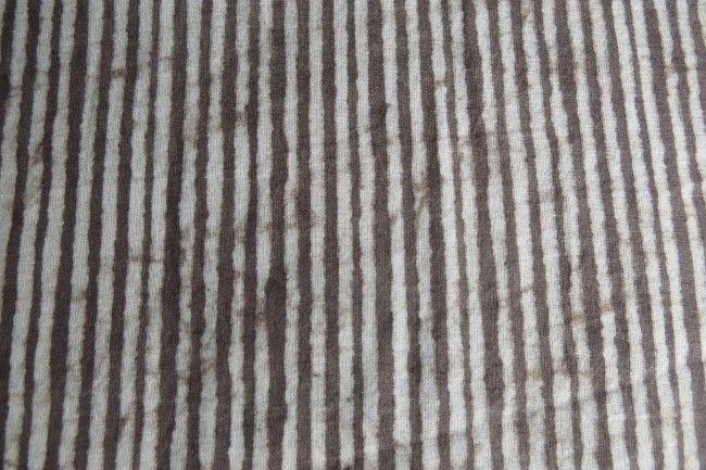 Kashish Stripes Block Print Fabric