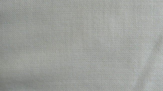 Natural Off White Pashmina Wool Fabric By The Yard