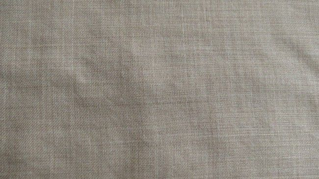 Natural Camel Brown Pashmina Wool Fabric By The Yard