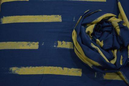 BLUE MODAL FABRIC-HF3095