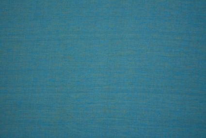 Scuba Blue Double Tone Handloom Cotton Fabric