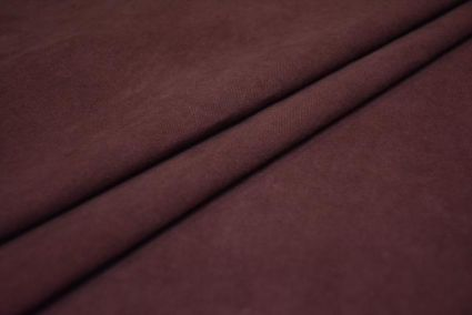 WINE SHADE COTTON TROUSERS FABRIC ONLINE -HF1691