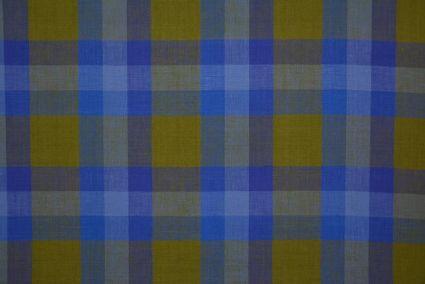 Multi Color Pure Irish Linen Fabric
