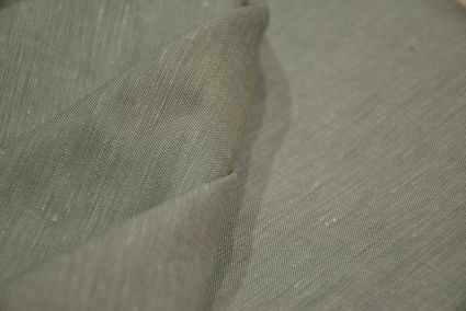 Swamp Green Linen Trouser , Blazer & Jacket Fabric