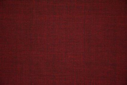 Biking Red Double Ton Mangalgiri Pure Handloom Cotton Fabric