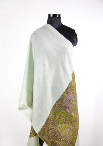 THE SUGAR CANDY FAIRY CASHMERE SCARF FROM INDIA